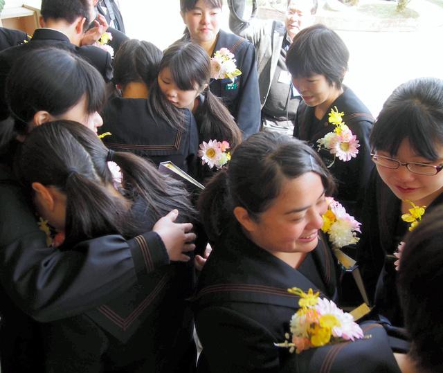 卒業式ラッシュ?!