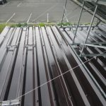 安曇野市 屋根塗装工事