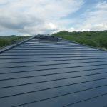 茅野市 屋根塗装工事
