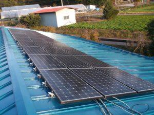 太陽光移設工事!
