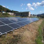 太陽光設置工事 野立