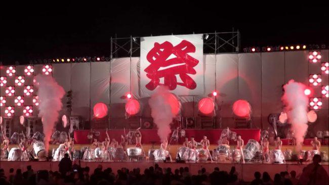 ⚡ 圧巻!岡谷太鼓祭り ⚡