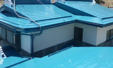 屋根塗装|茅野